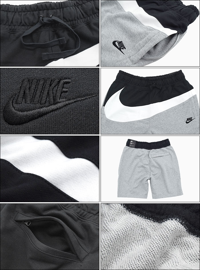 NIKEナイキのハーフパンツ French Terry STMT HBR Short07