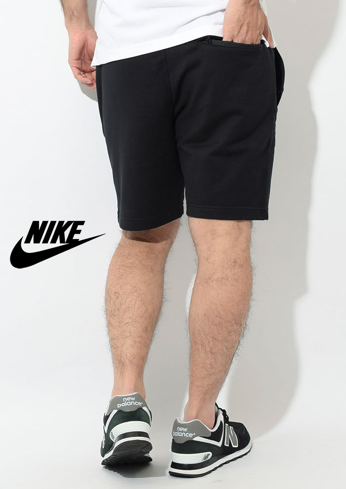 NIKEナイキのハーフパンツ French Terry STMT HBR Short04