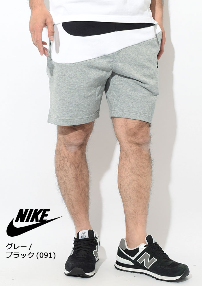 NIKEナイキのハーフパンツ French Terry STMT HBR Short05
