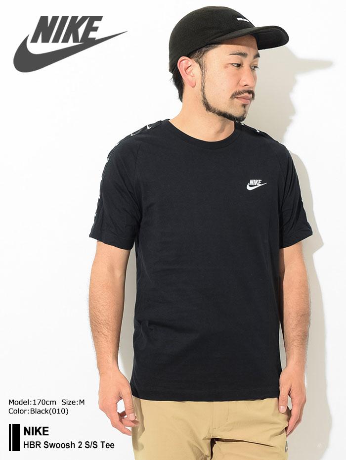 NIKEナイキのTシャツ HBR Swoosh 2 01