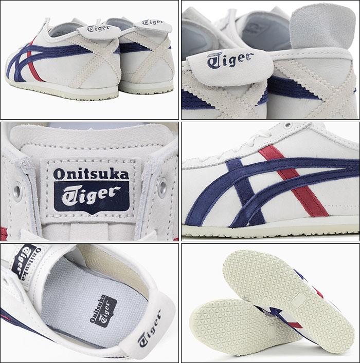 Onitsuka Tigerオニツカタイガーのスニーカー メキシコ66 02