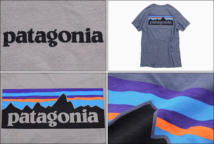 PatagoniaパタゴニアのTシャツ P-6 Logo Organic07