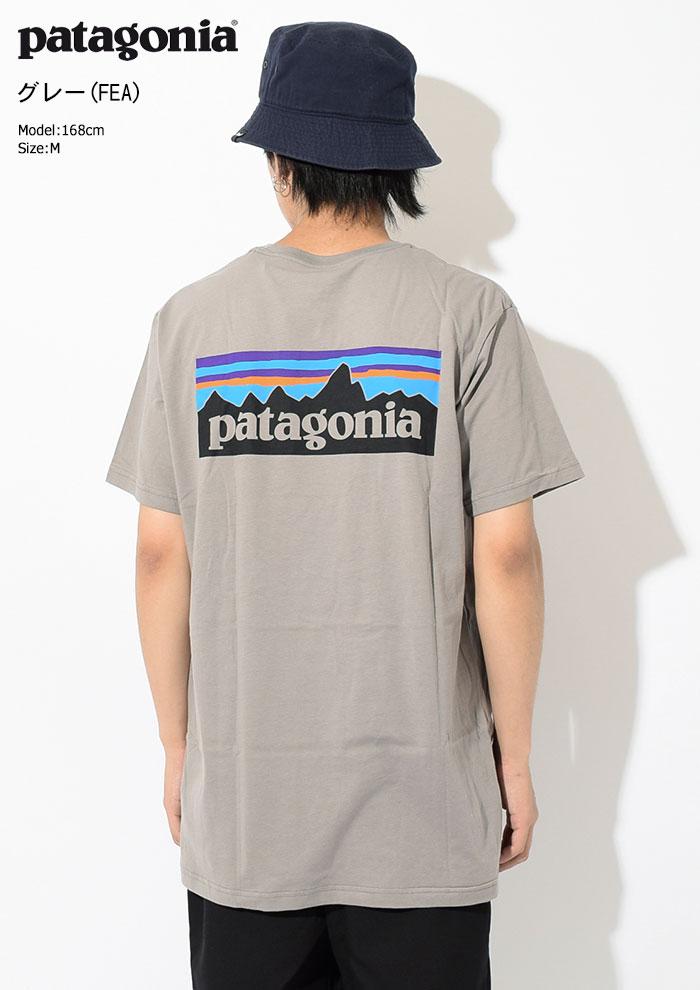 PatagoniaパタゴニアのTシャツ P-6 Logo Organic03