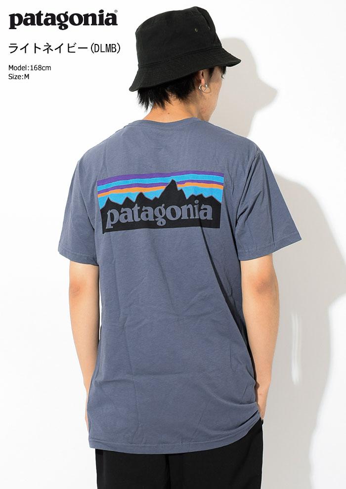 PatagoniaパタゴニアのTシャツ P-6 Logo Organic04