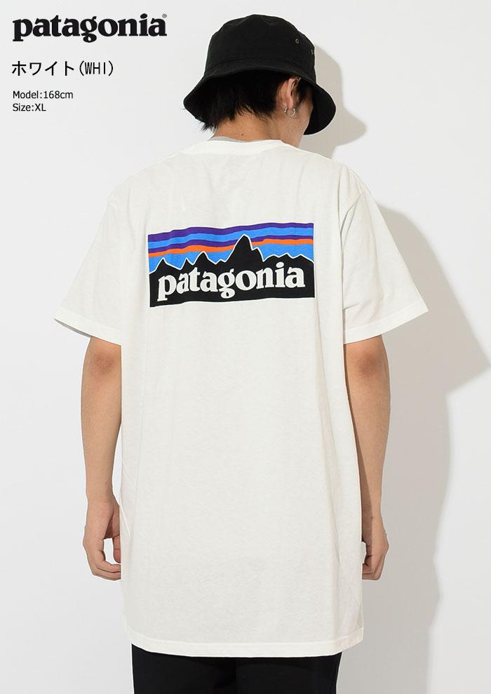 PatagoniaパタゴニアのTシャツ P-6 Logo Organic05