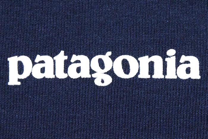 PatagoniaパタゴニアのTシャツ P-6 Logo Responsibili10