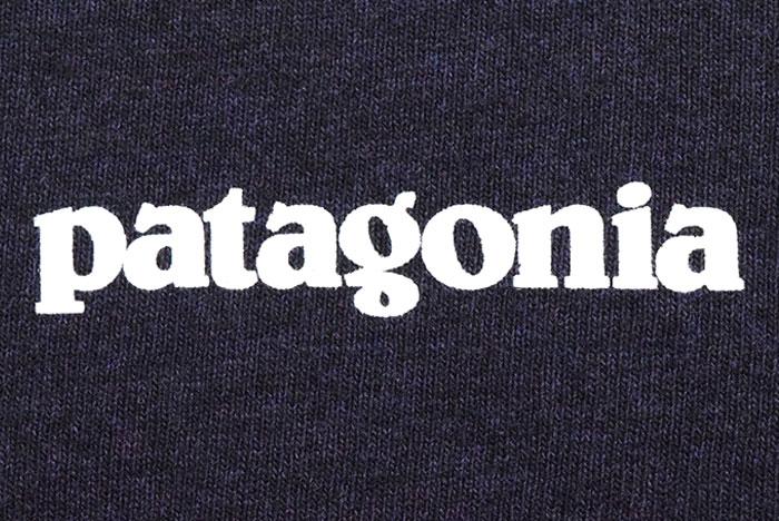 PatagoniaパタゴニアのTシャツ P-6 Logo Responsibili11