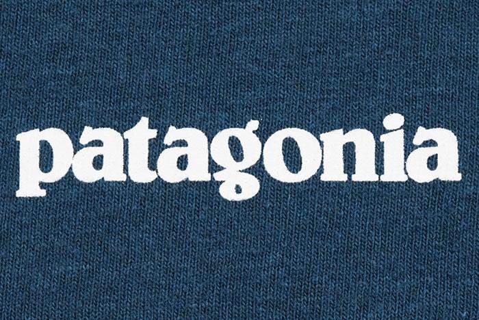 PatagoniaパタゴニアのTシャツ P-6 Logo Responsibili12