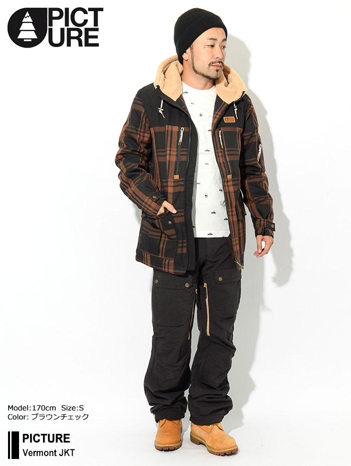 PICTUREピクチャーのジャケット Vermont01