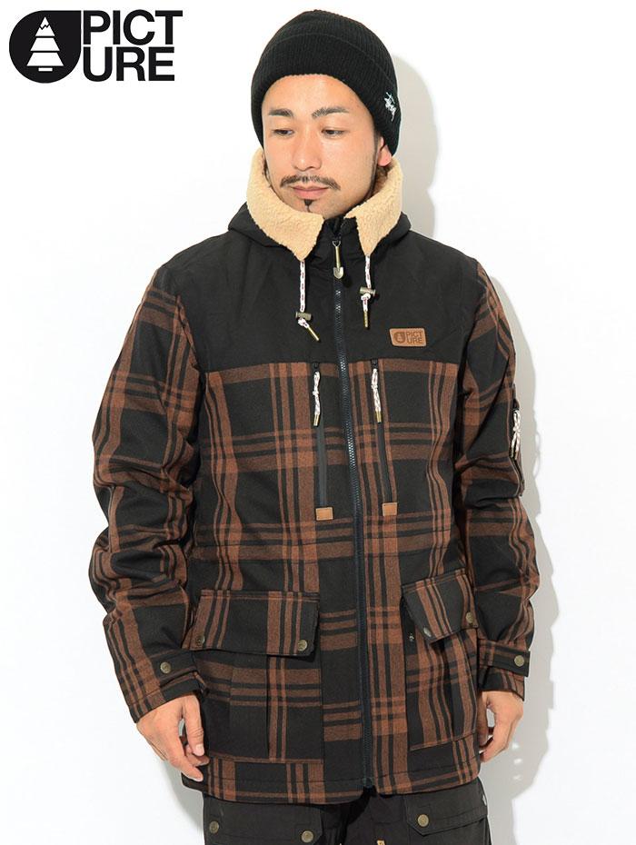 PICTUREピクチャーのジャケット Vermont02