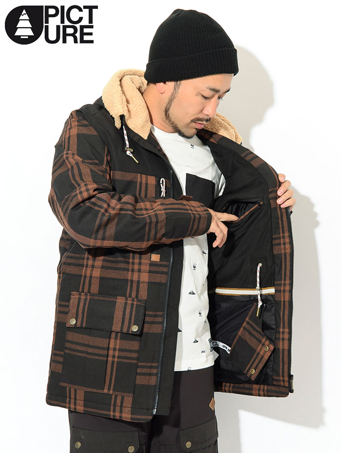 PICTUREピクチャーのジャケット Vermont03