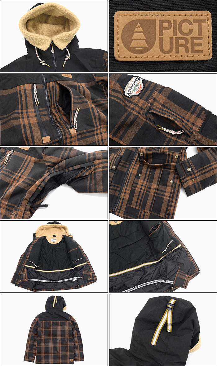 PICTUREピクチャーのジャケット Vermont06