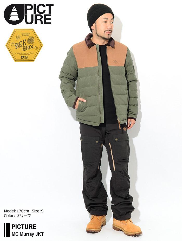 PICTUREピクチャーのジャケット MC Murray01