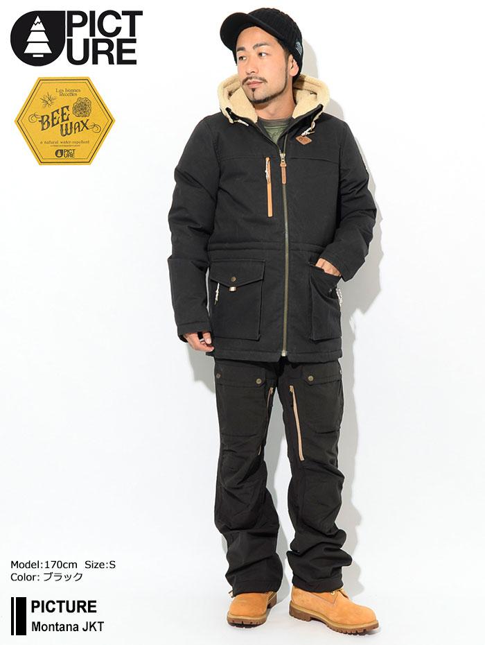 PICTUREピクチャーのジャケット Montana01