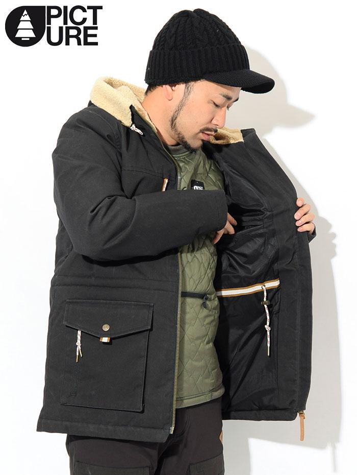 PICTUREピクチャーのジャケット Montana03