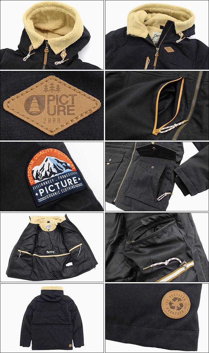 PICTUREピクチャーのジャケット Montana07