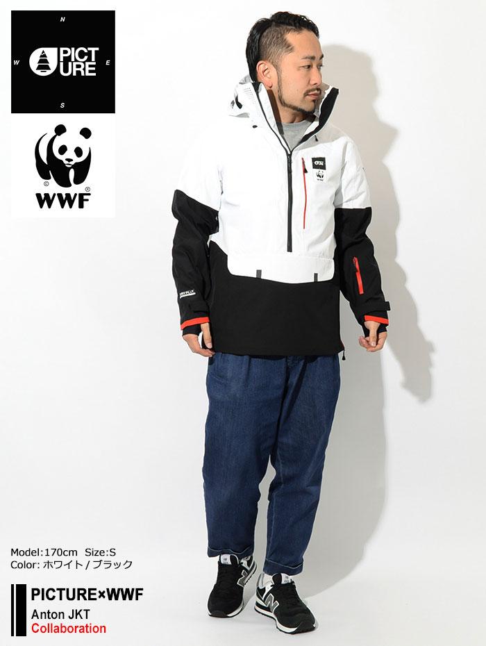 PICTUREピクチャーのジャケット WWF Anton01