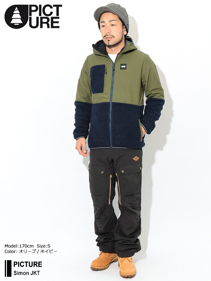 PICTUREピクチャーのジャケット Simon01