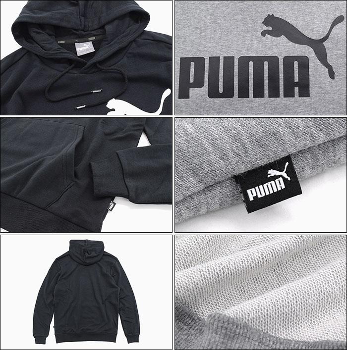 PUMAプーマのパーカー ESS Big Logo Pullover Hoodie07