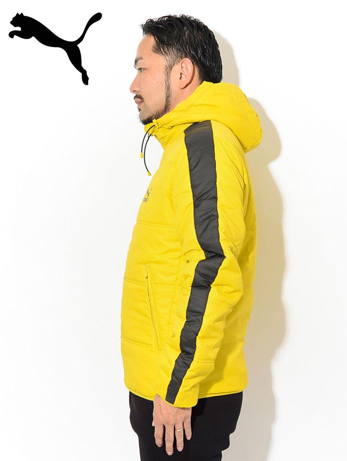 PUMAプーマのジャケット Classics T7 Padded03