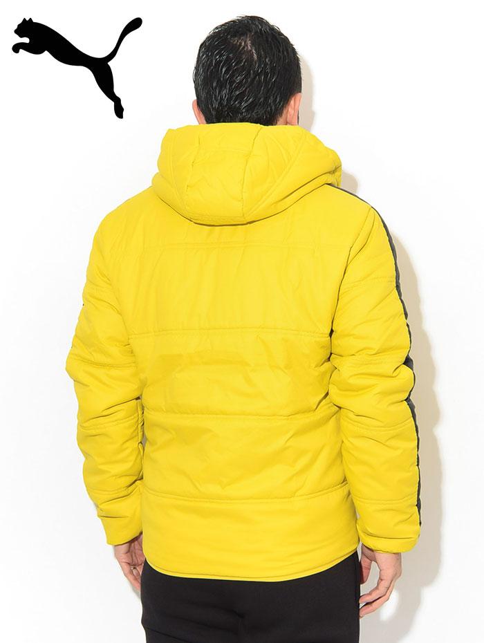 PUMAプーマのジャケット Classics T7 Padded04