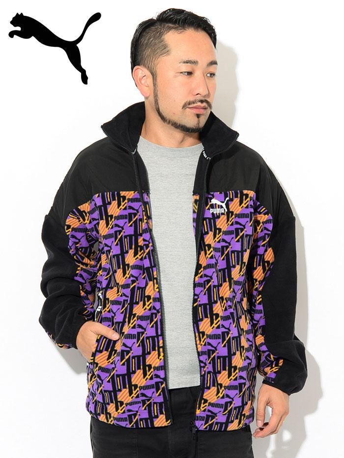 PUMAプーマのジャケット PUMA XTG AOP Woven02