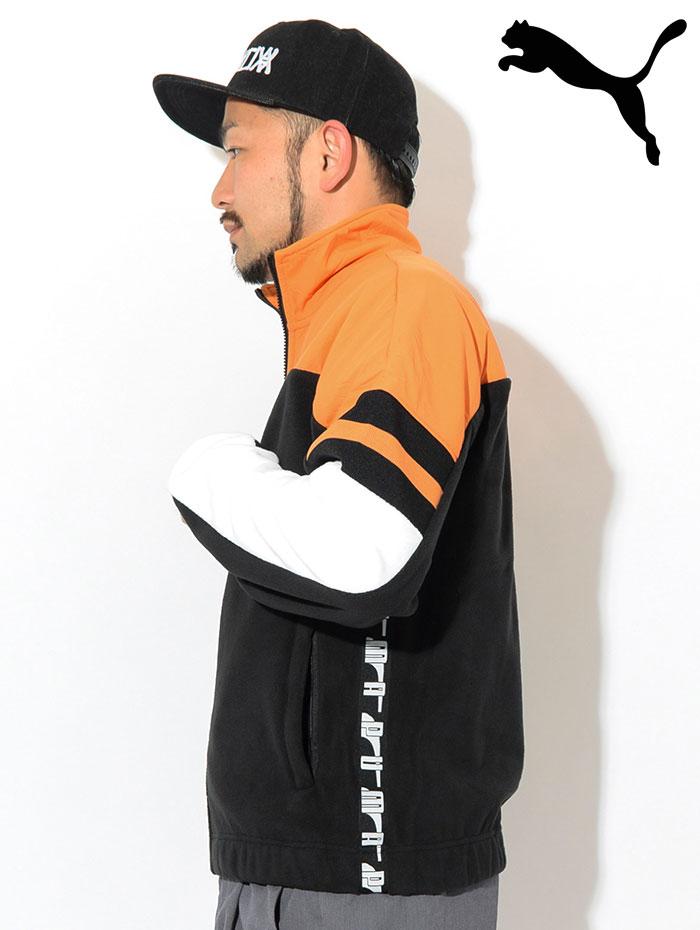 PUMAプーマのジャケット PUMA XTG Winterized Woven03