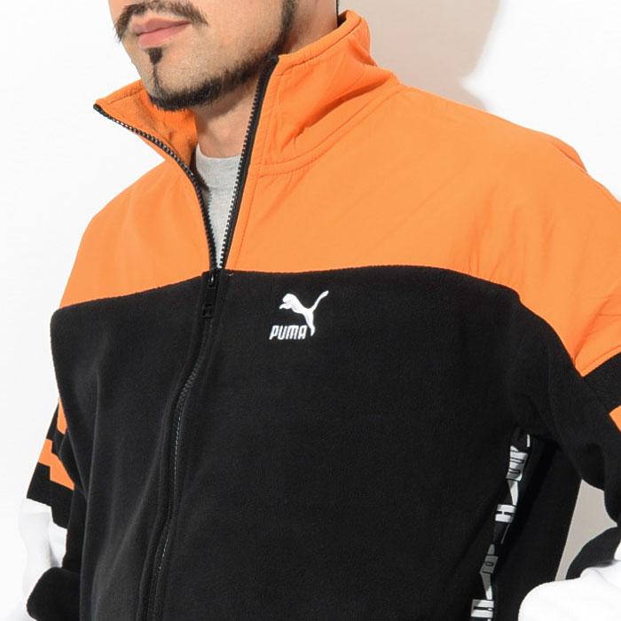 PUMAプーマのジャケット PUMA XTG Winterized Woven05
