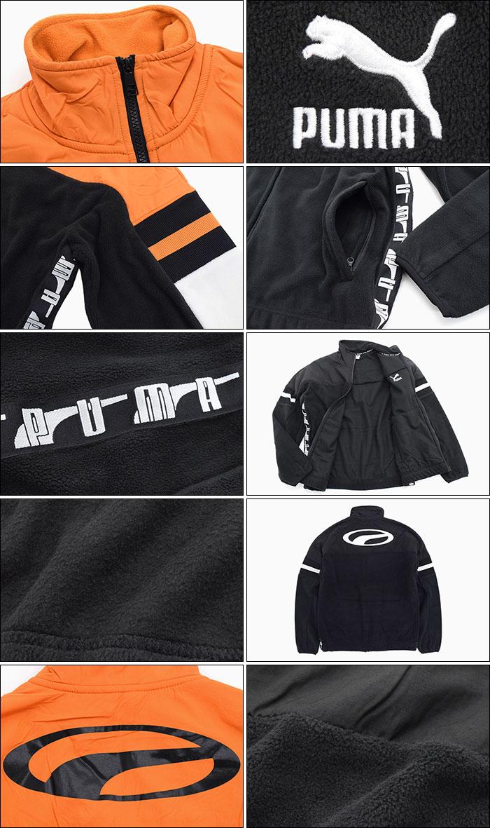 PUMAプーマのジャケット PUMA XTG Winterized Woven06
