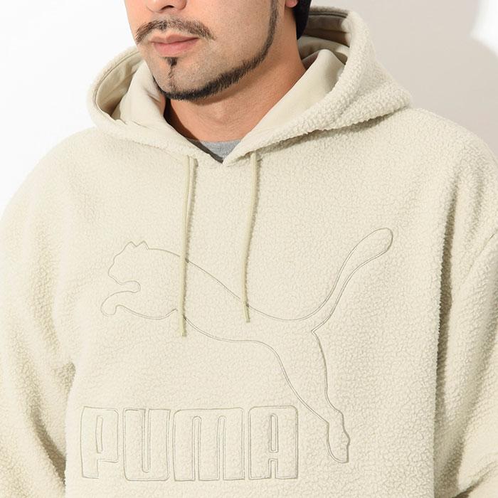 PUMAプーマのパーカー Winter Classics Pullover Hoodie03