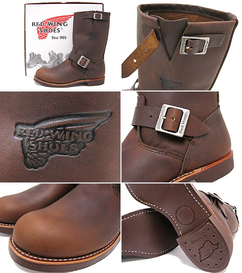 Red Wing Shoes Model