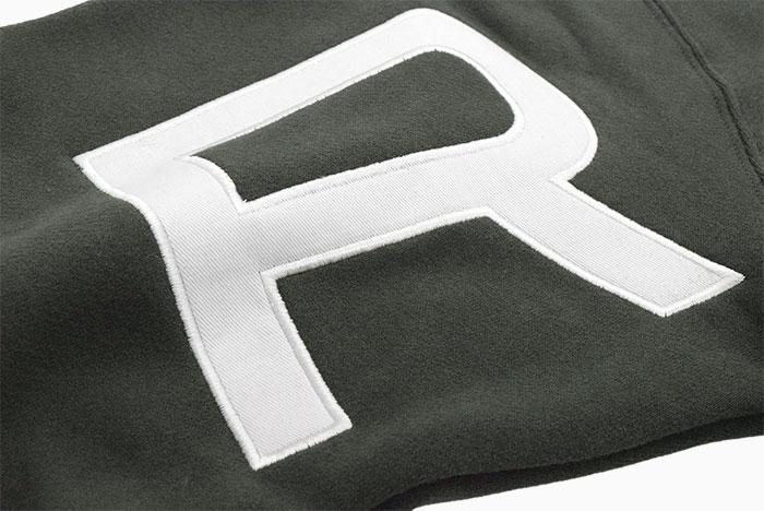 RVCAルーカのトレーナー Fake Crew Sweat14