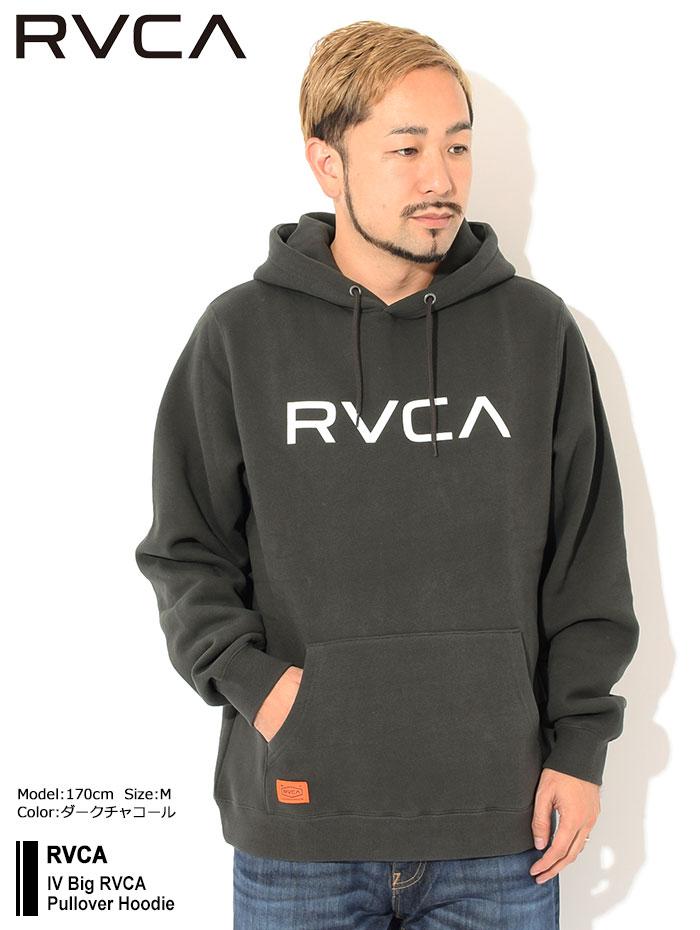 RVCAルーカのパーカー IV Big RVCA Pullover Hoodie01
