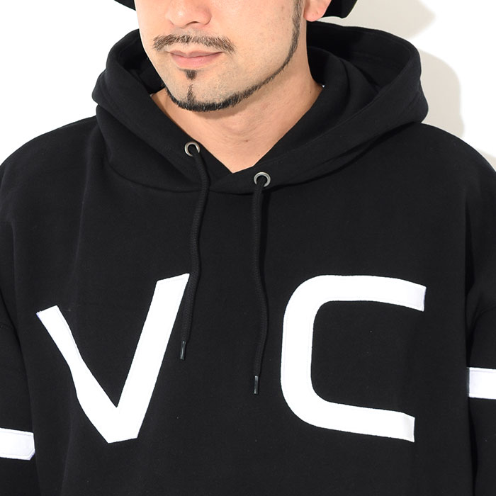 RVCAルーカのパーカー Fake RVCA Pullover Hoodie03