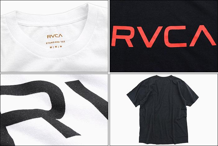 RVCAルーカのTシャツ Big RVCA05