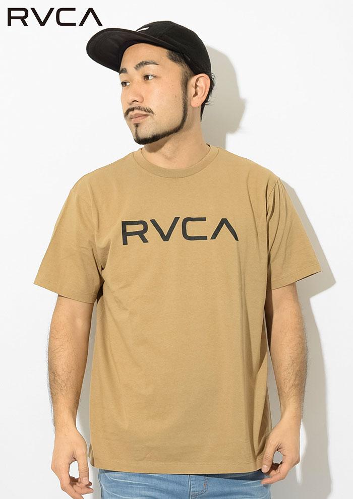 RVCAルーカのTシャツ Big RVCA04