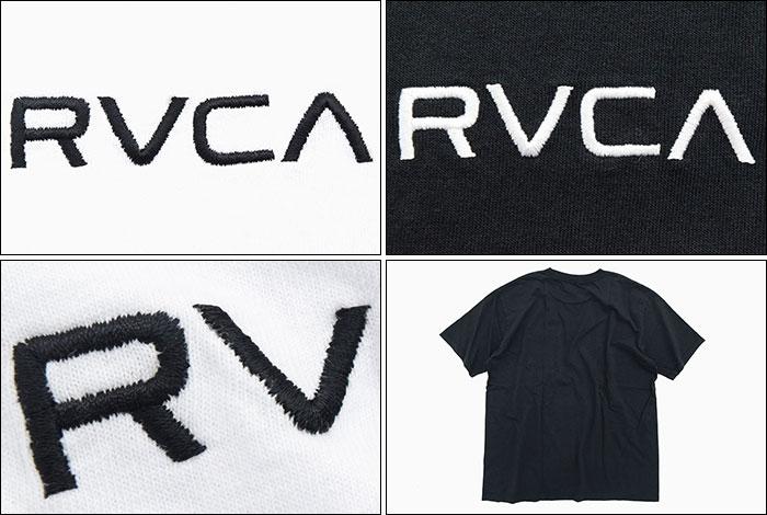 RVCAルーカのTシャツ Small RVCA09