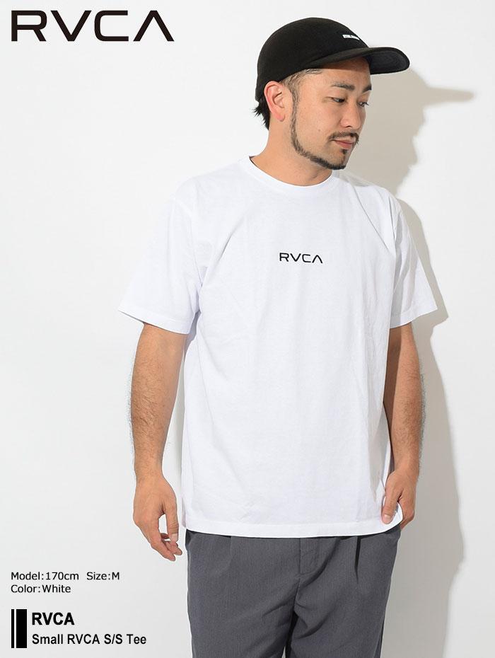 RVCAルーカのTシャツ Small RVCA01