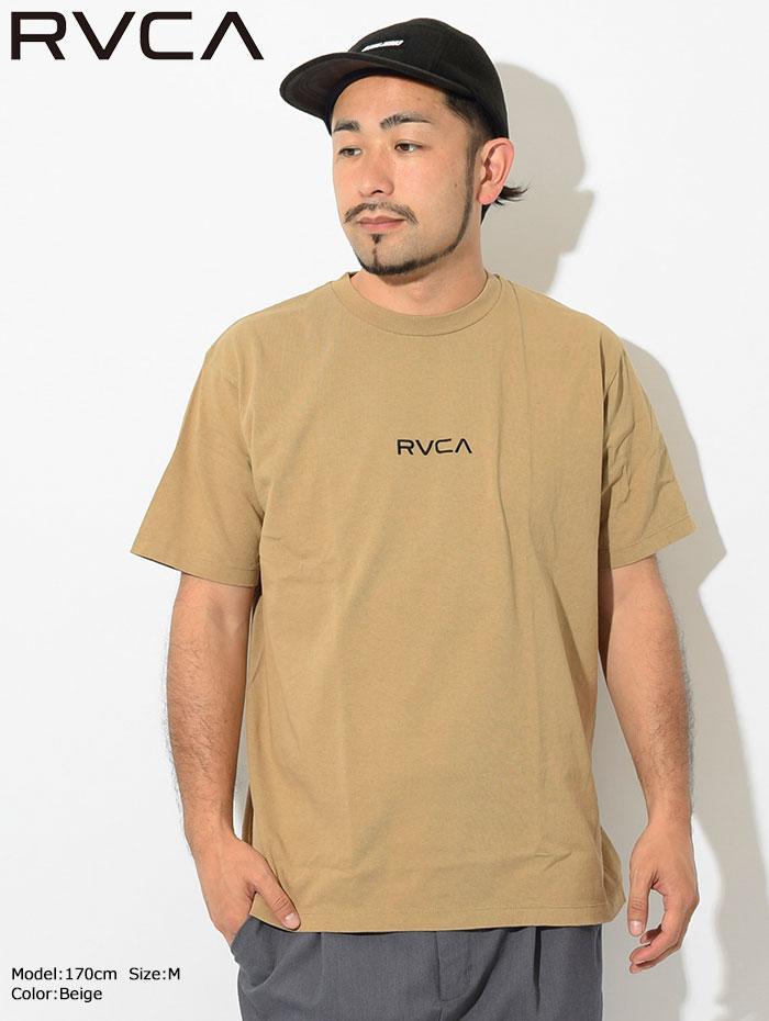 RVCAルーカのTシャツ Small RVCA05