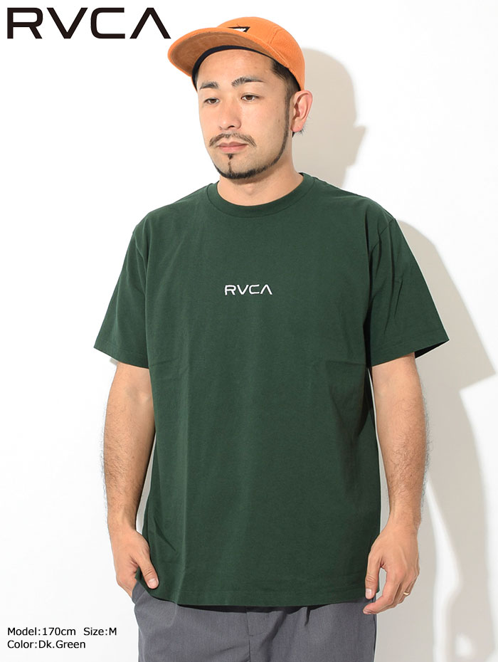 RVCAルーカのTシャツ Small RVCA06