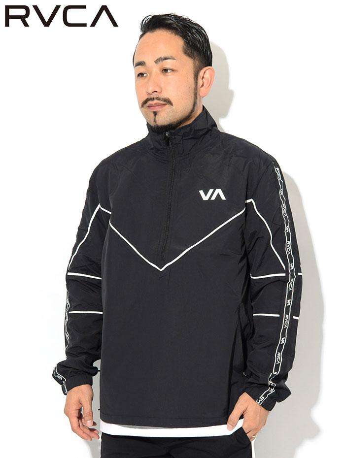 RVCAルーカのジャケット Transporter Anorak02