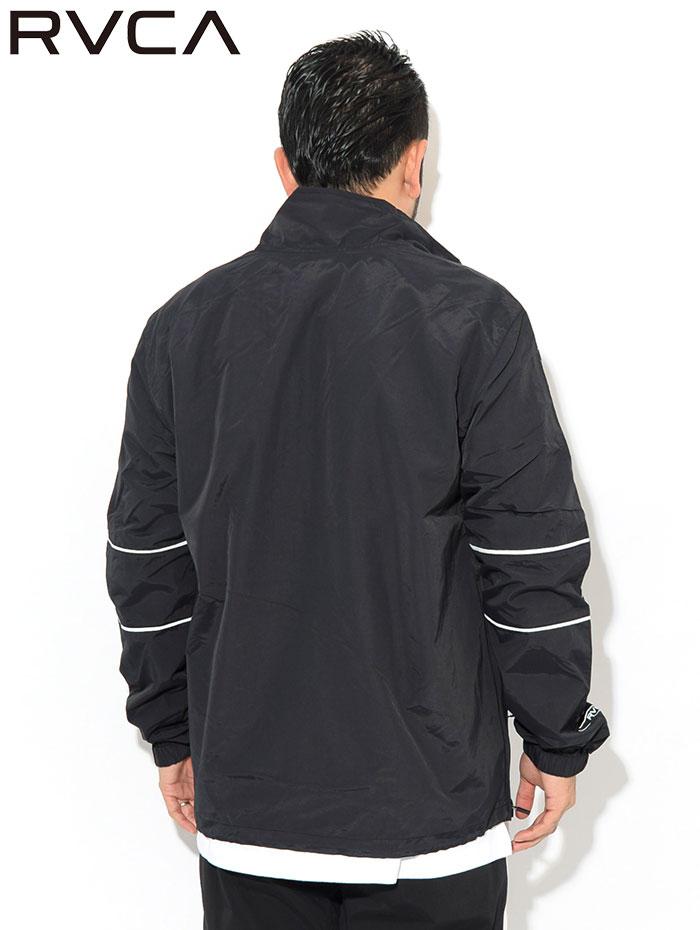 RVCAルーカのジャケット Transporter Anorak04
