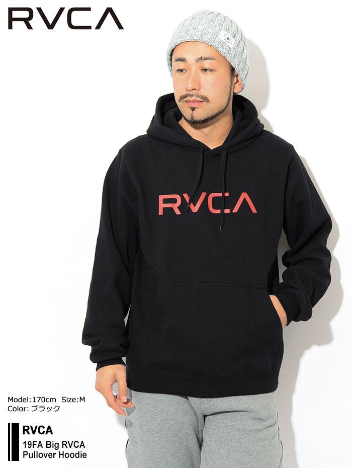 RVCAルーカのパーカー 19FA Big RVCA Pullover Hoodie01
