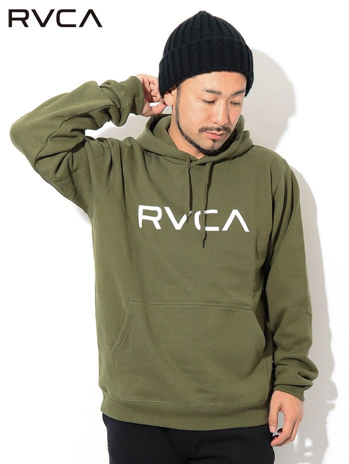 RVCAルーカのパーカー 19FA Big RVCA Pullover Hoodie02
