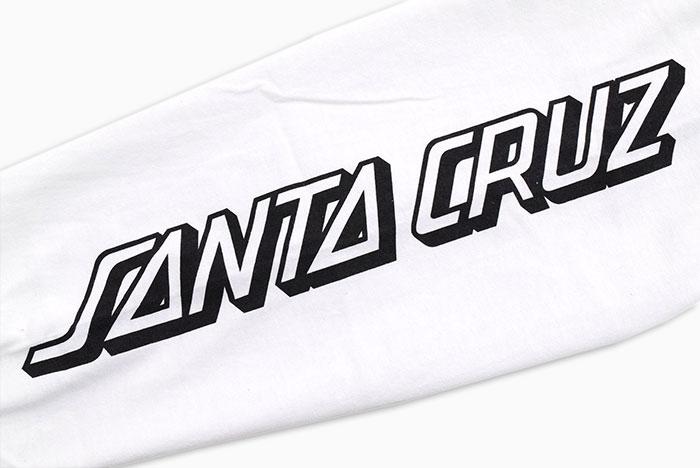 SANTA CRUZサンタクルーズのTシャツ Screaming Hand07