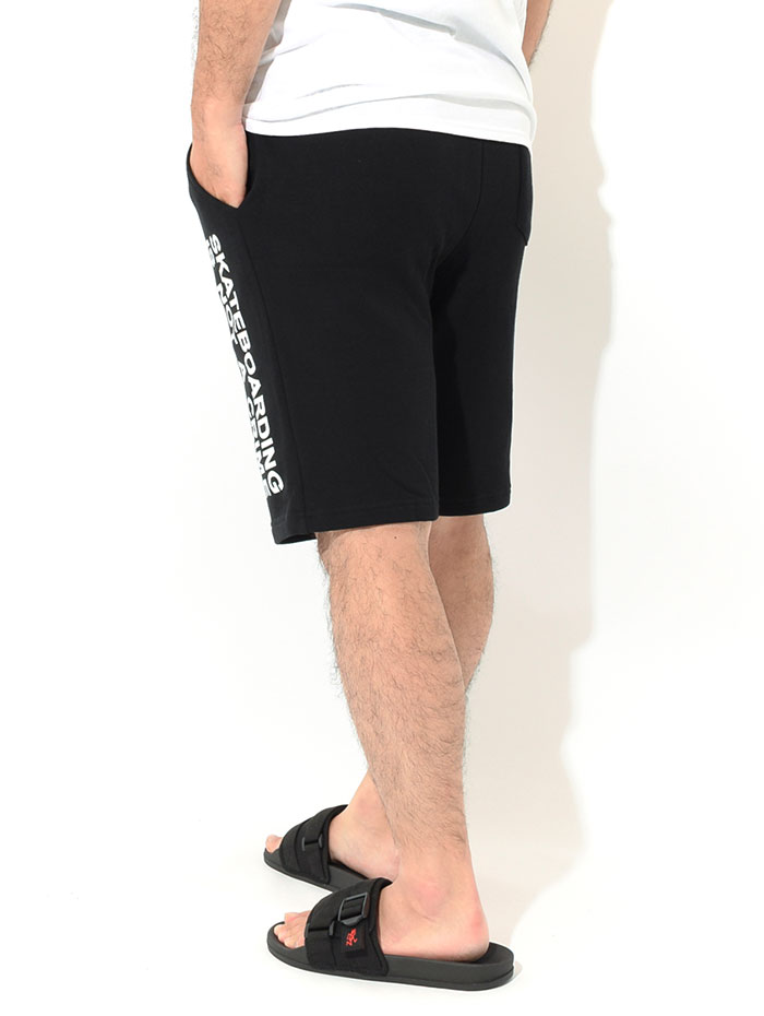SANTA CRUZサンタクルーズのパンツ Mixed Up Sweat Short03