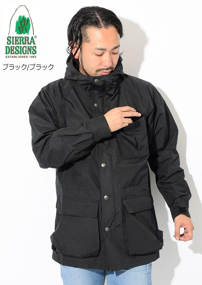 SIERRA DESIGNSシエラデザインズのジャケット Mountain Parka03