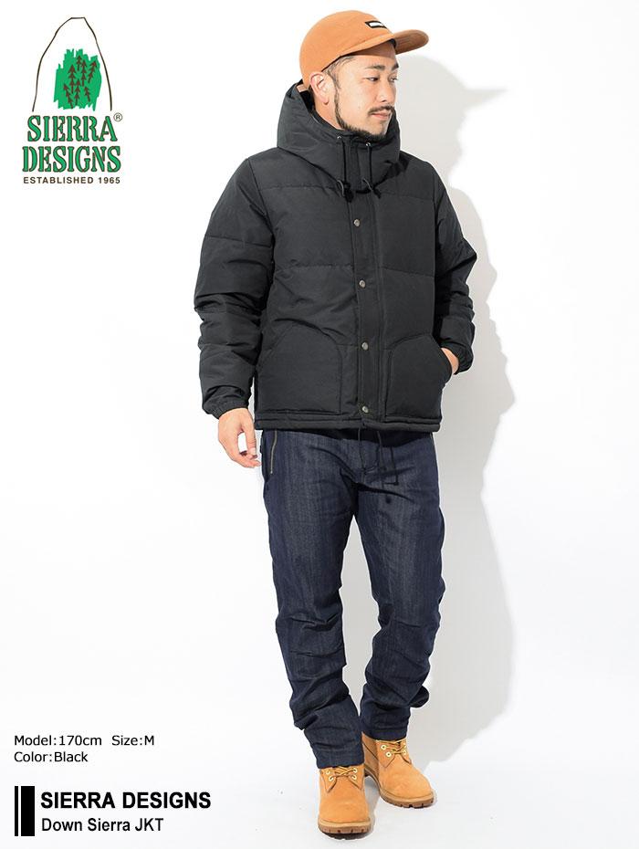 SIERRA DESIGNSシエラデザインズのジャケット Down Sierra01