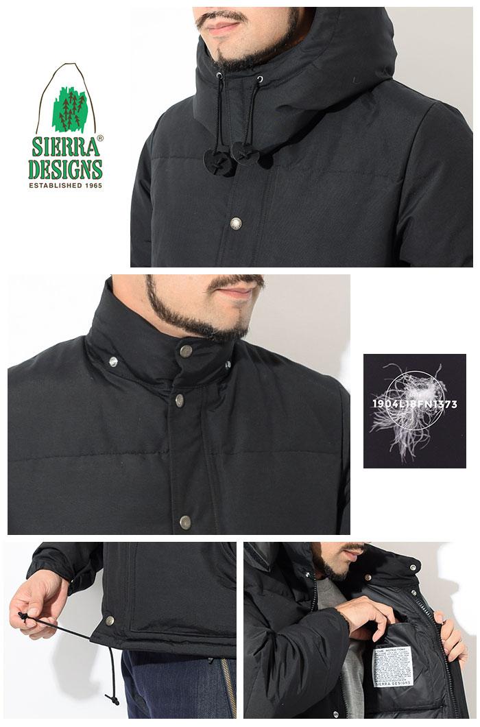 SIERRA DESIGNSシエラデザインズのジャケット Down Sierra08
