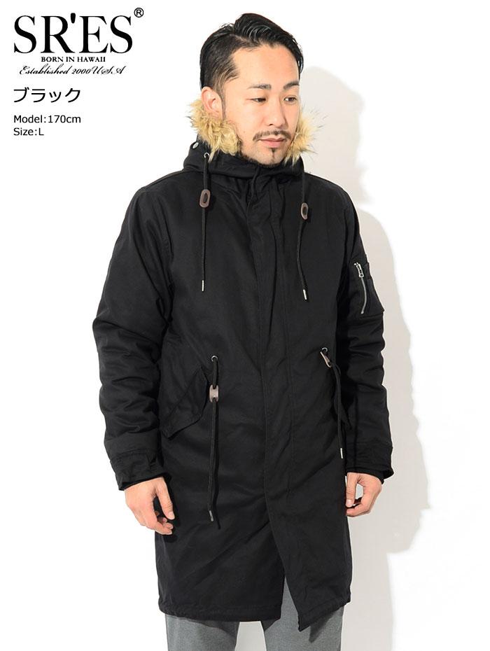 SRSエスアールエスのジャケット Phantom Mods Coat02